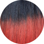 1/Red Ombre