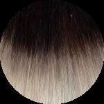 1B/Grey Ombre